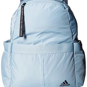 BLUE ADIDAS VFA BACKPACK BY ADIDAS